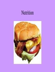 Chapter 25 Nutrition.ppt