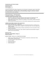 Construction Labor Worker Resume Format.DOC.docx