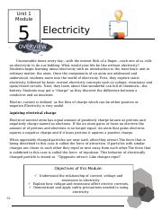 Electricity-Science-Module.docx