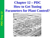 Chap 12 PDC- PID Controller Design, Tuning, and Troubleshooting