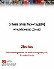 SDN Foundations(2)
