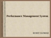 56522270-PERFORMANCE-MANAGEMENT-SYSTEM