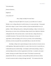 How College Can Help You.docx