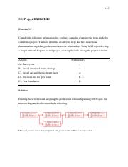 Chapter 9. Project Scheduling - MS Project EXERCISES.pdf