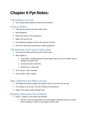 Chapter 6 ppt note
