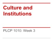 PLCP+1010+9-13-+Culture+and+Institutions