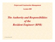 PCM-Lecture08-Responsibility-of-RPR