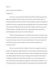RST 242 Group Document 7