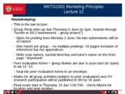 MKTG1001 MP - lecture 12a(1)