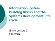 Into to Info Sys Lec 2