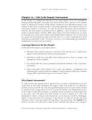 LCA Book - Chapter 10 (Impact Assessment) - 01-07-16