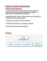 MA; Chapter 11, Alternative costing principles; slides.docx