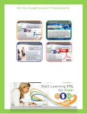 Free_ITIL_Training_Download_Report