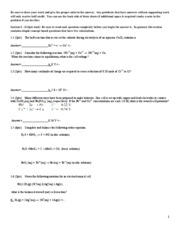 Fall2008 Exam - Final - partial key