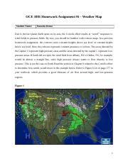 OCE_1001_Chapter_6_Homework_6_Weather_Map