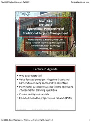 MGT-610F11_HandoutLecture2