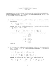 HW3 (solutions)