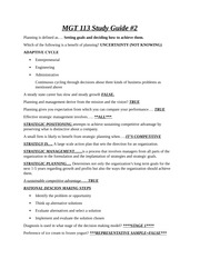 Mgt 113 Study Guide 2