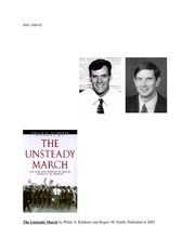 The Unsteady March Review short