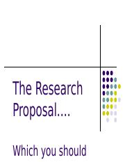 chawkat research proposal.ppt