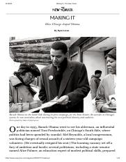 Making It How Chicago shaped Obama.pdf