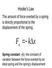 L1 Hook's Law and Elastic Potential En.ppt