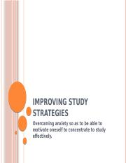 Improving Study Strategies.pptx