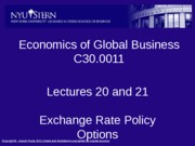 egb.finlecture3exchangerate strategies of states
