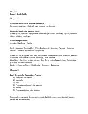ACC 211 Exam 1 Study Guide.docx