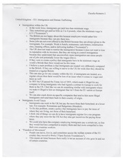 CPO2100 Essay Outline