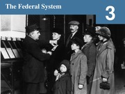 C3 The Federal System