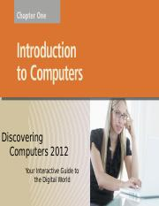 Ch 1 - Introduction to Computers (GN)