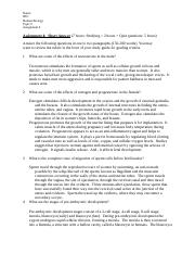 BIO 130 Topic 6 Assignment 4.docx