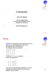 20140219Cryptography