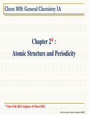 Chem+1010+-+Chapter+2.0+Atomic+Structure+and+Periodicity.pdf