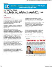 More deaths may be linked to recalled Toyotas.pdf