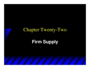 Varian_Chapter22_Firm_Supply