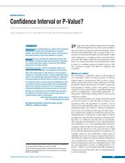 Confidence Interval or P-Value-.pdf