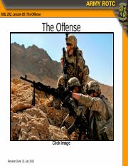 MS2- the offense
