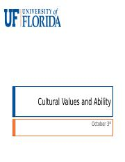12-Cultural values and ability - student.pptx