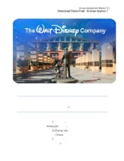 Disneyland Group - Group Assignment Report.pdf