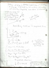 physics 1 notes #12