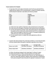 Practice Questions 10