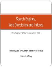 SearchEngines and Searching.pdf