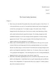 great gatsby questions.docx