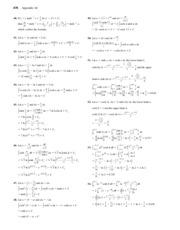math 411 homework 1 solutions
