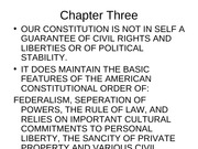Rights Given by Constitution Lecture Slides