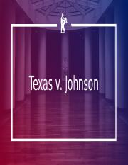 Texas v. Johnson.pptx