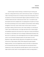 Gender Psych- Journal 10