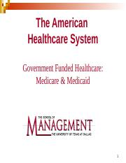 4 AHS medicare and medicaid fall 2016